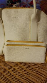 limited release coach preston sunflower bleecker carry all and wallet pebble leather in Kingwood, Texas