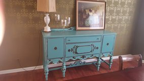 ANTIQUE BUFFET TABLE in Naperville, Illinois