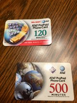 AT & T PrePaid Phone Cards in Bolingbrook, Illinois