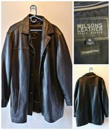 Big & Tall MENS Leather Jacket in Fairfield, California