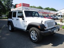 '12 JEEP WRANGLER UNLIMITED SPORT 4×4 in Spangdahlem, Germany