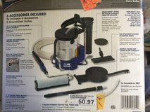 Pro electric paint roller w/ 6 attachments in Okinawa, Japan