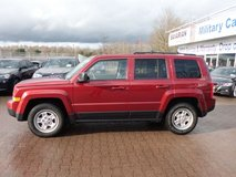 2016 Jeep Patriot Sport SUV 4D Warranty  ! in Spangdahlem, Germany
