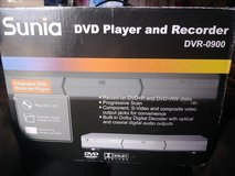Brand New Sunia DVD player and recorder in Alamogordo, New Mexico