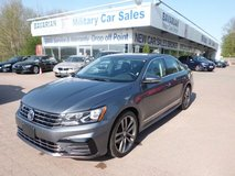 2016 VW Passat R-Line Factory  Warranty    **REDUCED** in Spangdahlem, Germany