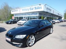 2011 Bmw 328 Coupe 6 speed  with  Warranty in Spangdahlem, Germany
