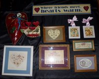 Heart Themed Country Wall Decor in Kingwood, Texas
