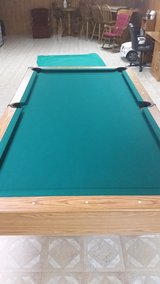 8 foot Spalding Pool table in Tinley Park, Illinois