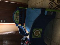 Teenage mutant toddler bed! in Alamogordo, New Mexico