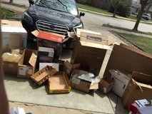 moving and storage boxes in Naperville, Illinois