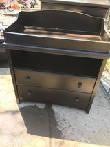 """Changing table 35.5x19.5"""" 38"""" tall Matching 4 drawer chest 29x16.5"""" 42"""" tall in Fort Riley, Kansas"""