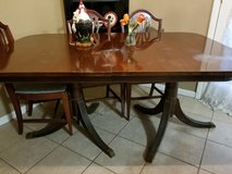 Antique Dining Table in Beaufort, South Carolina