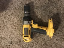DeWalt 18 Volt Hammer Drill (NO BATTERIES) in MacDill AFB, FL