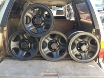 Original Jeep Wheels 5x4.5 bolt pattern in Fairfield, California