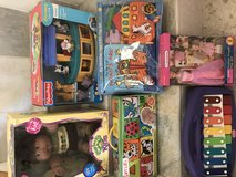 Assorted toys.  All new and never opened. in Camp Pendleton, California