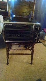 DeLonghi convection oven and rotisserie Used 2x.. All parts included in Fairfield, California