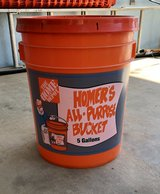 Home Depot Bucket * lid in Alamogordo, New Mexico