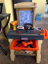 Kids Tool Bench in Naperville, Illinois