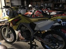 Suzuki rmz 450 in Camp Pendleton, California