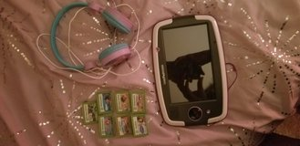 ***LEAP PAD WITH GAMES AND HEADPHONES*** in Camp Pendleton, California