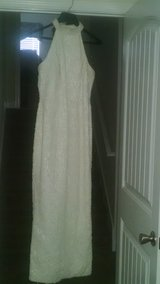Wedding Dress with tiara and veil in Savannah, Georgia