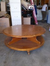 """40"""" Maple Coffee Table in Yucca Valley, California"""