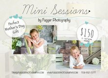 Photography - Mothers Day Mini Session with Fugger Photography in Oswego, Illinois