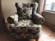 Excellent condition!  Two upholstered arm chairs and two love seats. in Morris, Illinois