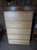 CHEST OF DRAWERS, GOOD CONDITION in Oswego, Illinois
