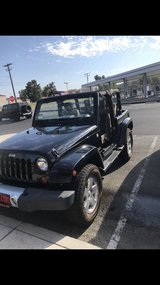 2010 Jeep Wrangler in Camp Pendleton, California