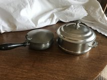 Pewter items in Algonquin, Illinois