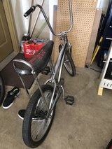 "20"" road master ape handle bar 's and Springer fork in Oswego, Illinois"