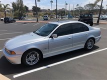 2001 BMW 540i in Camp Pendleton, California