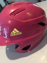 Adidas ~ Girls Pink T-ball helmet in Oswego, Illinois