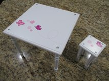 """18"""" Doll Chair and Table in Kingwood, Texas"""