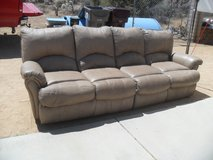 ----  Couch With Recliners  ---- in Yucca Valley, California