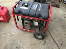 Troy bilt 5550w generator. in Fort Campbell, Kentucky