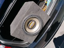 speakers _kicker & amp in Camp Pendleton, California