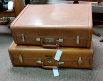 Vintage Suitcases in Fort Campbell, Kentucky