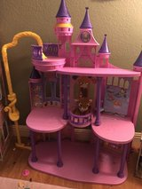 Barbie princess castle in Fairfield, California