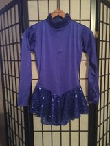 Figure Skating Competition Dress in St. Charles, Illinois