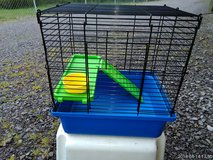Small Hamster cage in Fort Campbell, Kentucky