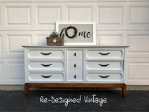 Beautiful refinished dresser in St. Charles, Illinois