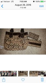 Coach purse/3 pieces in Spring, Texas