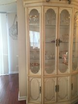 Antique China Caninet in St. Charles, Illinois