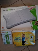 Nintendo Wii Fit Plus in The Woodlands, Texas