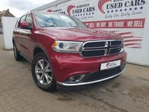2014 Dodge Durango Limited AWD – 7 Passenger in Ramstein, Germany