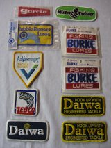 Fishing Patches in Aurora, Illinois
