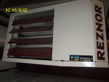 Reznor V3 Tcore2 Natural Gas Utility Heater for Shop/Garage - Used in Alamogordo, New Mexico
