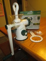 Wheatgrass juicer in Glendale Heights, Illinois